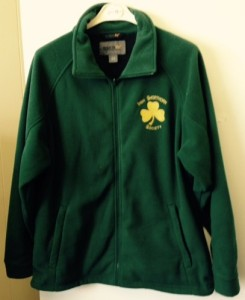 Green Fleece €35.00